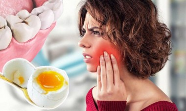 Яйца всмятку провоцируют развитие кариеса