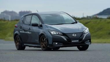 Nissan испытывает новую систему полного привода (ВИДЕО)