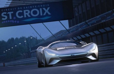 Новое купе Jaguar делает 100 км/ч за 2 секунды (ВИДЕО)