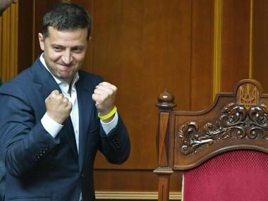 Президент Украины лишил выплат депутатов-прогульщиков