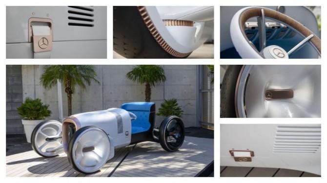 В США представлен ретро-родстер Vision Mercedes Simplex (ФОТО)