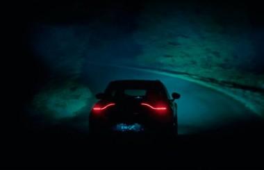 Новый Aston Martin DBX в движении (ВИДЕО)