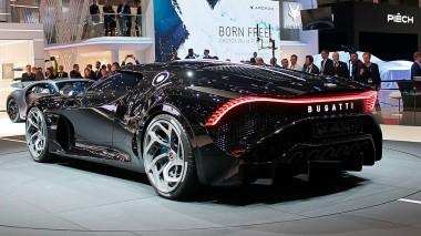 Названо имя хозяина уникального Bugatti за 16,7 млн евро (ВИДЕО)