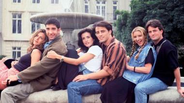 HBO может представить продолжение сериала «Друзья»