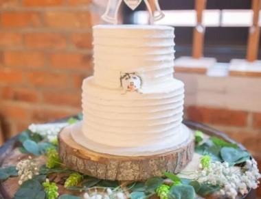 Этот свадебный торт рассмешил сеть (ФОТО)