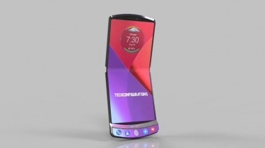 "Motorola показала внешний вид реинкарнации легендарной ""раскладушки"" RAZR (ВИДЕО)"