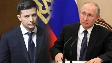 В Кремле не исключают возможность личной встречи Зеленского и Путина