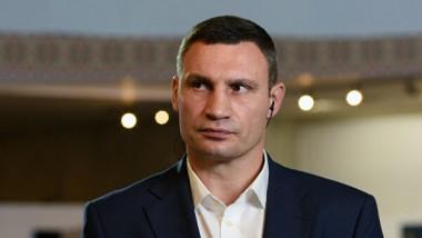 Виталий Кличко может победить на выборах мэра Киева