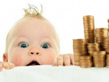 Минсоцполитики установило размер выплат на ребенка в 2020-м