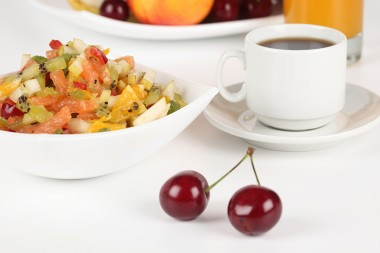 Против подагры поможет вишня и кофе