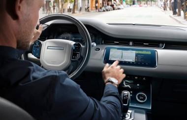 Все Jaguar Land Rover будут обновляться по воздуху