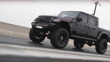 Смотрите, на что способен пикап Jeep Gladiator Maximus от ателье Hennessey (ВИДЕО)