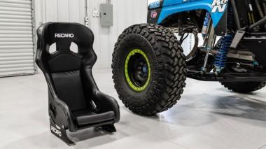 В Recaro создали идеальные гоночные кресла для внедорожников (ФОТО)