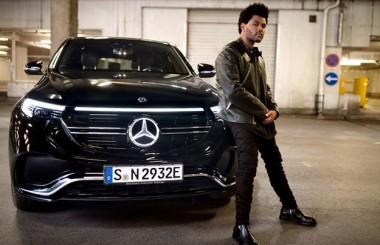 Mercedes EQC снялся в клипе The Weeknd (ВИДЕО)