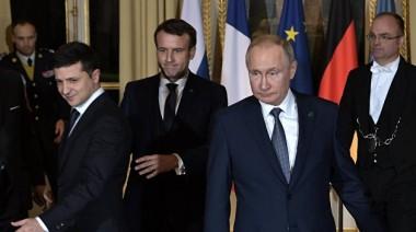 Зеленский назвал переговоры с Путиным ничьей