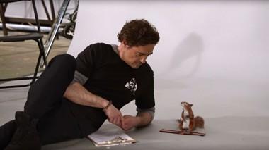 Роберт Дауни-младший провел кастинг с животными для нового фильма (ВИДЕО)