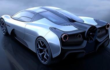 Автор McLaren F1 выпустит суперкар с вентилятором