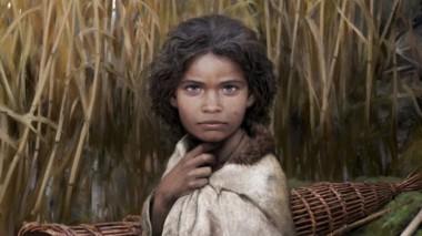Облик девушки из каменного века восстановили по куску жвачки