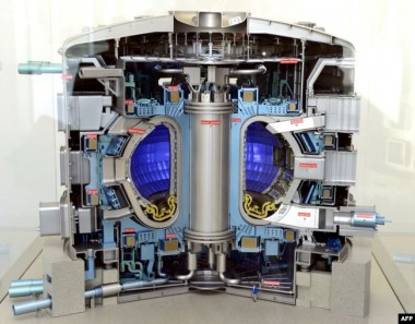 В Китае разработали термоядерный суперреактор