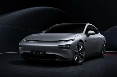 Китайцы выпустили электроседан в 3 раза дешевле Tesla Model S (ФОТО)