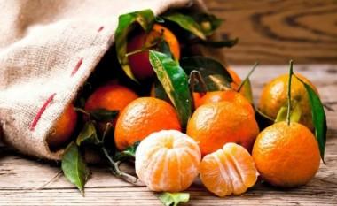 Ученые: мандарины помогут сбросить лишний вес