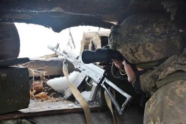 В штабе ООС назвали потери боевиков за 2019 год