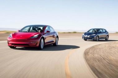 Tesla Model 3 собирается стать самым массовым в мире электрокаром