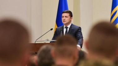 Владимир Зеленский поддержал США в ситуации по Ближнему Востоку