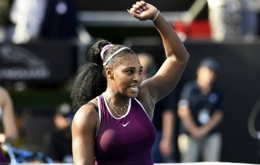 Серена Уильямс выиграла первый турнир за три года