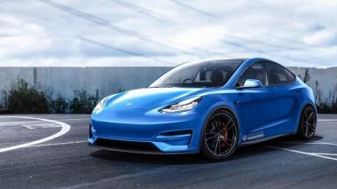 Tesla Model 3 стала немного умнее