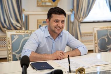 Владимир Зеленский рассказал о главной задаче своего президентства