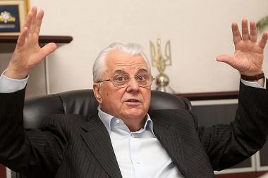 Кравчук заявил, что Донбасс может сам вернуться в Украину