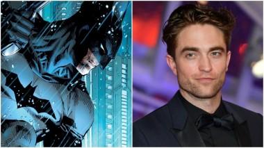 Начались съемки «Бэтмена» с Паттинсоном