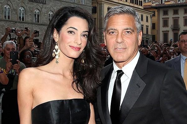 В сети появилась информация о скором разводе Джорджа и Амаль Клуни