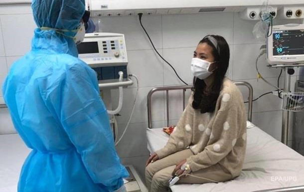 С поезда Киев-Москва сняли китаянку с подозрением на коронавирус
