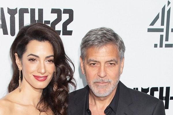 Дом Джорджа и Амаль Клуни оказался в центре потопа