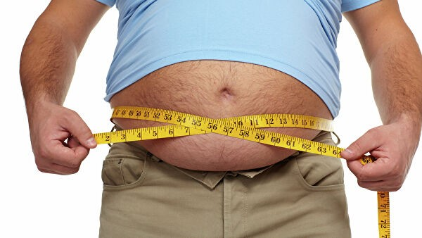 Ученые объяснили, почему мужчины чаще страдают от ожирения