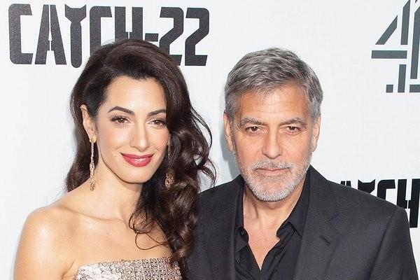 Джордж Клуни оказался вовлечен в скандал с эксплуатацией детского труда