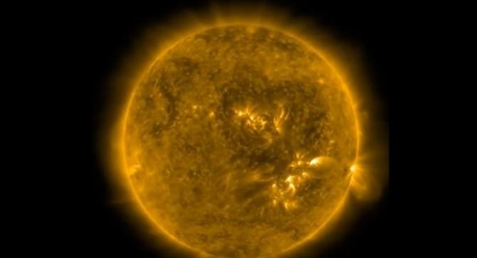 Космический зонд отправился к Солнцу для изучения его активности