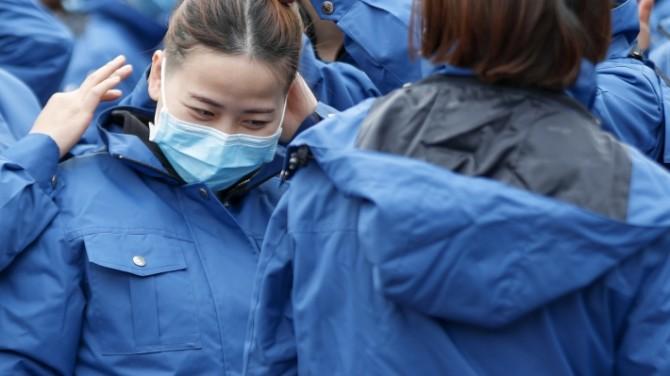 Число жертв коронавируса в провинции Хубэй достигло 1310 человек