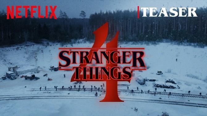 Netflix опубликовал первый тизер нового сезона сериала «Очень странные дела» (ВИДЕО)