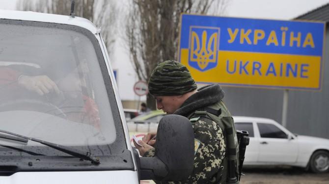 Украина предложила совместно патрулировать границу на Донбассе