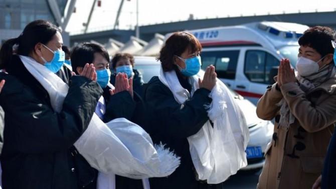 Эксперт заявил, что пик эпидемии коронавируса в Китае пройден