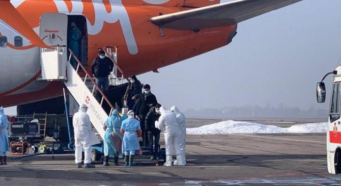 Эвакуированные из Китая украинцы прошли карантин (ВИДЕО)
