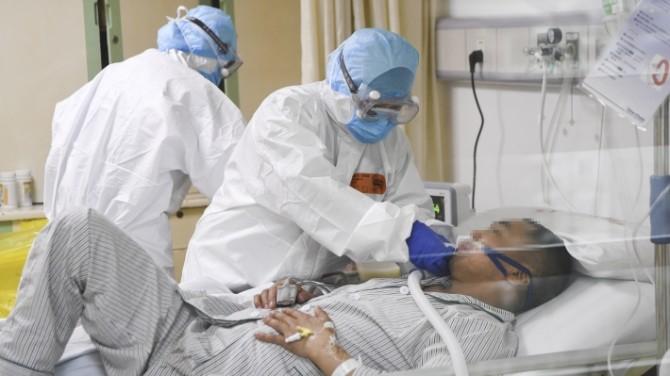 Коронавирус в Китае за прошедший сутки убил 109 человек