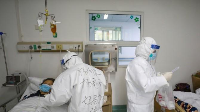 Жертвами коронавируса в Китае стали 2592 человека