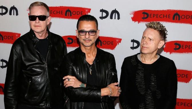 Depeche Mode выпускают документальный фильм на DVD