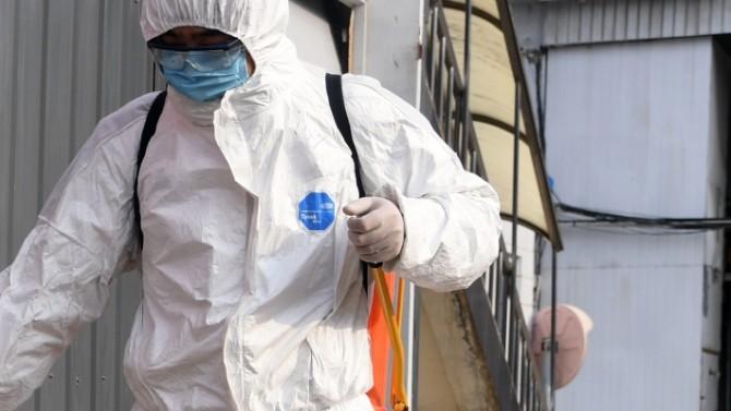 В Южной Корее зафиксировали 594 новых случая заражения коронавирусом