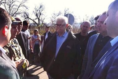 Сивохо анонсировал новый план мира для Донбасса