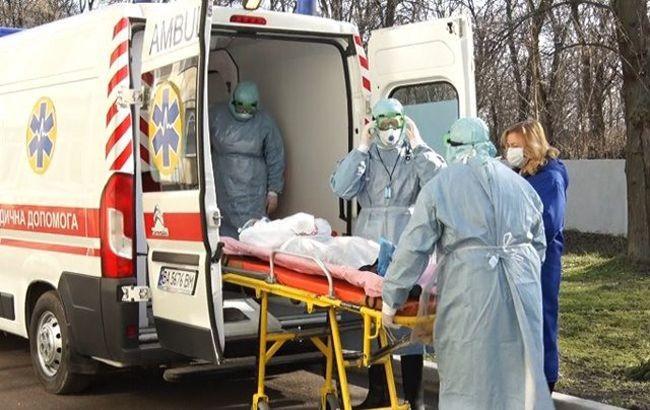 В Киеве зафиксировали два случая коронавируса